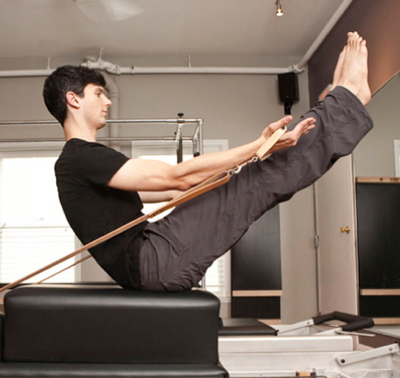 Pilates for back pain relief