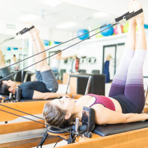 Share the joy of Pilates