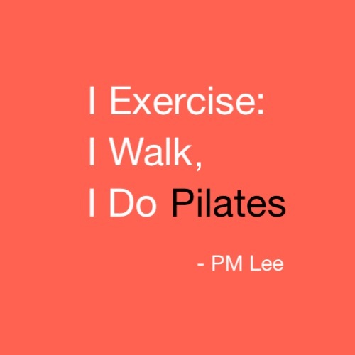 Pilates for Walkers
