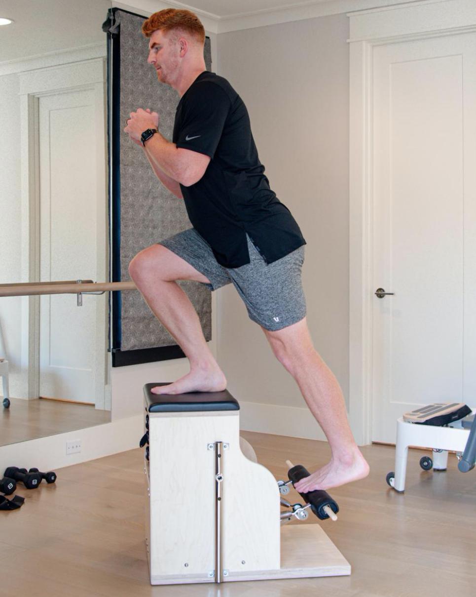 Pilates improves posture, balance
