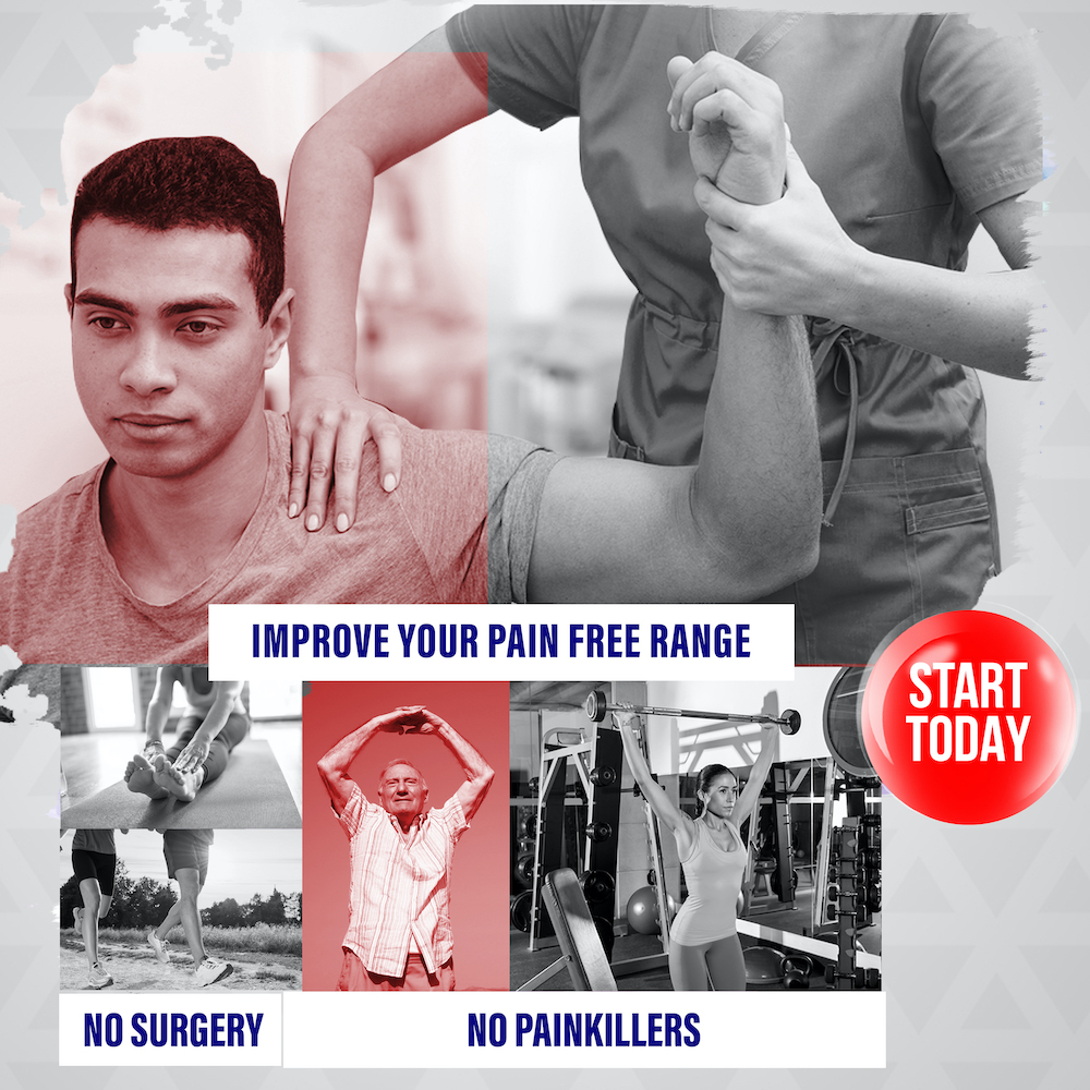 No Painkillers, No Surgery