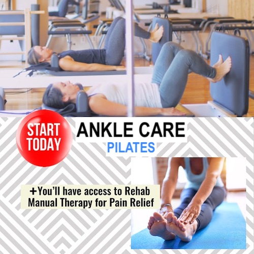A Low Impact Workout For Ankle Pain