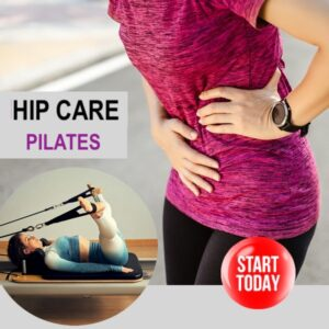 Unlock Your Hips With Pilates