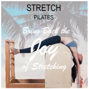 Find the Joy of stretching