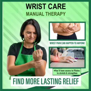 Remedy for Wrist Pain