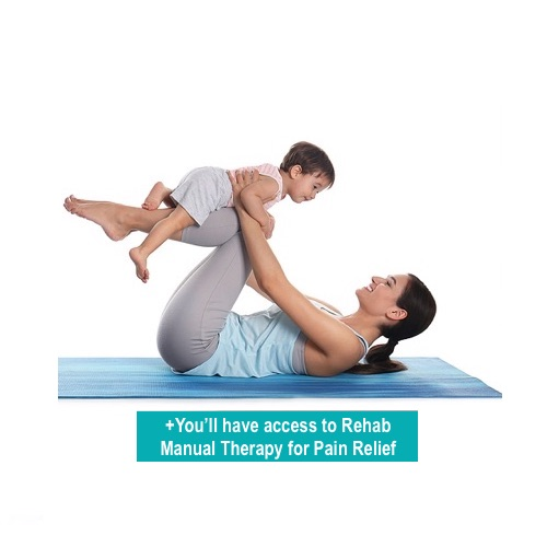 Benefits of Core Exercise for New Mums