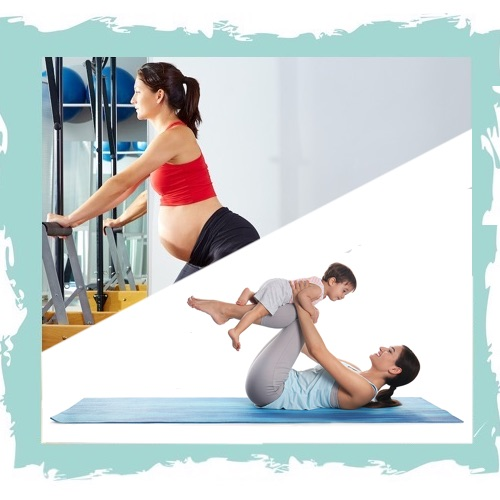 Core Exercise for New Mums