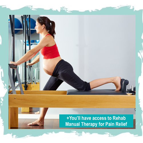 Benefits of Core Exercise for Mums to Be