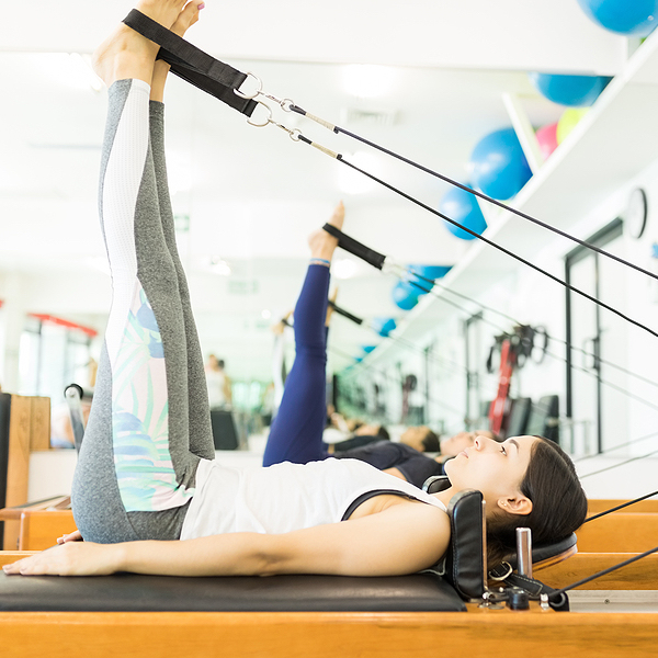 Small Pilates Group Classes